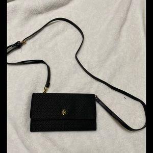 Tommy H. Convertible Crossbody Bag Tri-Fold Wallet